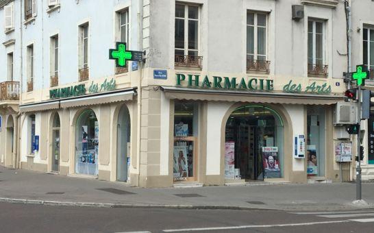 Pharmacie des Arts,CHALON SUR SAÔNE