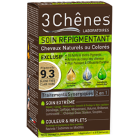 Soin Repigmentant Kit Cheveux Naturels Ou Colorés 9.3 Pigments Blond Très Clair Doré à CHALON SUR SAÔNE