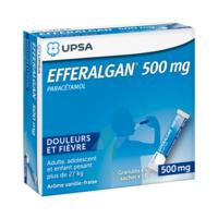 Efferalgan 500 Mg Glé En Sachet Sach/16 à CHALON SUR SAÔNE