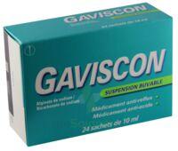 Gaviscon, Suspension Buvable En Sachet à CHALON SUR SAÔNE