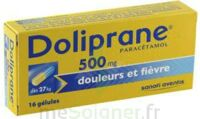 DOLIPRANE 500 mg Gélules B/16 à CHALON SUR SAÔNE