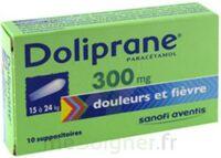 Doliprane 300 Mg Suppositoires 2plq/5 (10) à CHALON SUR SAÔNE