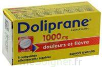 DOLIPRANE 1000 mg Comprimés effervescents sécables T/8 à CHALON SUR SAÔNE