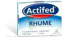 ACTIFED RHUME, comprimé à CHALON SUR SAÔNE