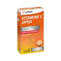 Vitamine C Upsa 500 Mg Fruit Exotique, Comprimé à Croquer à CHALON SUR SAÔNE