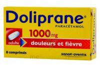 DOLIPRANE 1000 mg Comprimés Plq/8 à CHALON SUR SAÔNE