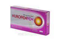 NUROFENFEM 400 mg, comprimé pelliculé à CHALON SUR SAÔNE