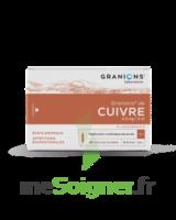 GRANIONS DE CUIVRE 0,3 mg/2 ml S buv 30Amp/2ml à CHALON SUR SAÔNE