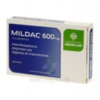 Mildac 600 Mg, Comprimé Enrobé à CHALON SUR SAÔNE
