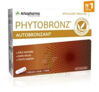 Phytobronz Autobronzant Gélules B/30 à CHALON SUR SAÔNE