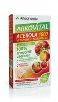 Arkovital Acérola 1000 Comprimés à Croquer B/30 à CHALON SUR SAÔNE