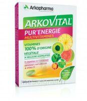 Arkovital Pur'Energie Multivitamines Comprimés dès 6 ans B/30 à CHALON SUR SAÔNE
