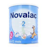 Novalac 2 Lait en poudre 800g à CHALON SUR SAÔNE