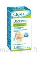 QUIES DOCUCALM ANTIDEMANGEAISONS DU CONDUIT AUDITIF, spray 20 ml à CHALON SUR SAÔNE