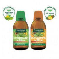 Ultradraine Bio Solution buvable Thé vert citron Fl/500ml à CHALON SUR SAÔNE