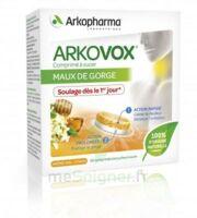 Arkovox Comprimés à sucer miel citron B/20 à CHALON SUR SAÔNE