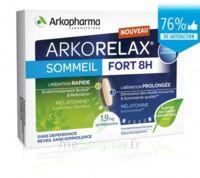 Arkorelax Sommeil Fort 8H Comprimés B/15 à CHALON SUR SAÔNE