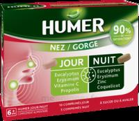 Humer Nez/gorge Jour&nuit 15 Comprimés à CHALON SUR SAÔNE