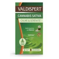 Valdispert Cannabis Sativa Caps Liquide B/24 à CHALON SUR SAÔNE