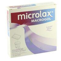MICROLAX MACROGOL 5,9 g, poudre pour solution buvable à CHALON SUR SAÔNE