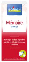 Boiron Mémoire Ginkgo Extraits de plantes Fl/60ml à CHALON SUR SAÔNE