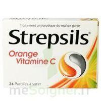 STREPSILS ORANGE VITAMINE C, pastille à CHALON SUR SAÔNE