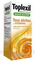 TOPLEXIL 0,33 mg/ml sans sucre solution buvable 150ml à CHALON SUR SAÔNE