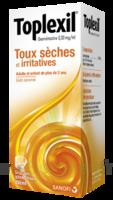 TOPLEXIL 0,33 mg/ml, sirop 150ml à CHALON SUR SAÔNE