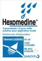HEXOMEDINE TRANSCUTANEE 1,5 POUR MILLE, solution pour application locale à CHALON SUR SAÔNE