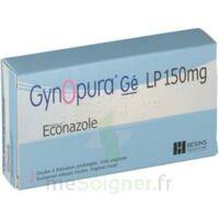 GYNOPURA L.P. 150 mg, ovule à libération prolongée Plq/2 à CHALON SUR SAÔNE