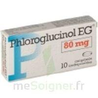 PHLOROGLUCINOL EG 80 mg, comprimé orodispersible à CHALON SUR SAÔNE