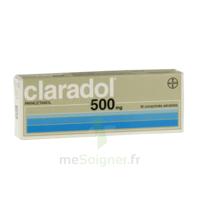 CLARADOL 500 mg, comprimé sécable à CHALON SUR SAÔNE