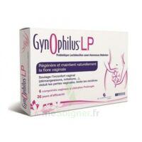 Gynophilus LP Comprimés vaginaux B/6 à CHALON SUR SAÔNE