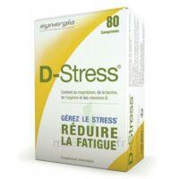 D-STRESS, boite de 80 à CHALON SUR SAÔNE