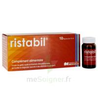 Ristabil Anti-fatigue Reconstituant Naturel B/10 à CHALON SUR SAÔNE