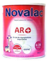 Novalac AR+ 2 Lait en poudre 800g à CHALON SUR SAÔNE