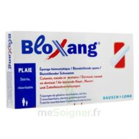 Bloxang Eponge De Gélatine Stérile Hémostatique B/5 à CHALON SUR SAÔNE