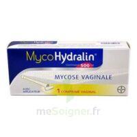 Mycohydralin 500 Mg, Comprimé Vaginal à CHALON SUR SAÔNE