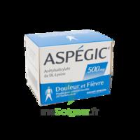 ASPEGIC 500 mg, poudre pour solution buvable en sachet-dose 20 à CHALON SUR SAÔNE