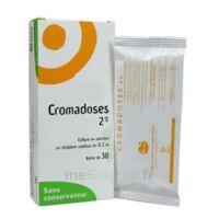 Cromadoses 2 Pour Cent, Collyre En Solution En Récipient Unidose à CHALON SUR SAÔNE
