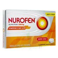 NUROFEN 200 mg, comprimé orodispersible à CHALON SUR SAÔNE