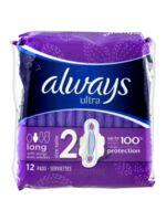 Always Ultra Long Plus serviette hygiénique à CHALON SUR SAÔNE