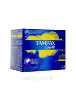 Tampax Compak Régulier Tampon Flux Normal à CHALON SUR SAÔNE
