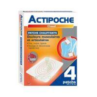 Actipoche Patch Chauffant Douleurs Musculaires B/4 à CHALON SUR SAÔNE