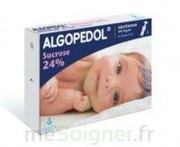 Algopedol Sucrose 24 % Solution Buvable Usage Pédiatrique 5 Unidoses/2ml à CHALON SUR SAÔNE