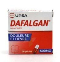 DAFALGAN 500 mg Gélules 2plq/8 (16) à CHALON SUR SAÔNE