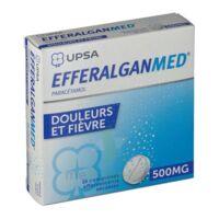 EFFERALGANMED 500 mg, comprimé effervescent sécable à CHALON SUR SAÔNE