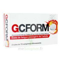 GCFORM, comprimé effervescent à CHALON SUR SAÔNE
