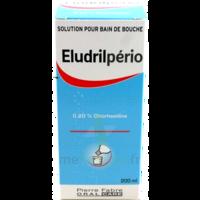 Eludrilperio 0,2 %, Solution Pour Bain De Bouche à CHALON SUR SAÔNE
