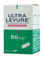 ULTRA-LEVURE 50 mg Gélules Fl/50 à CHALON SUR SAÔNE
